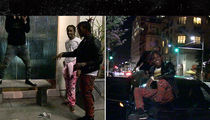 Rich the Kid and Famous Dex Tossing Cash, Trashing Maybach (VIDEO)