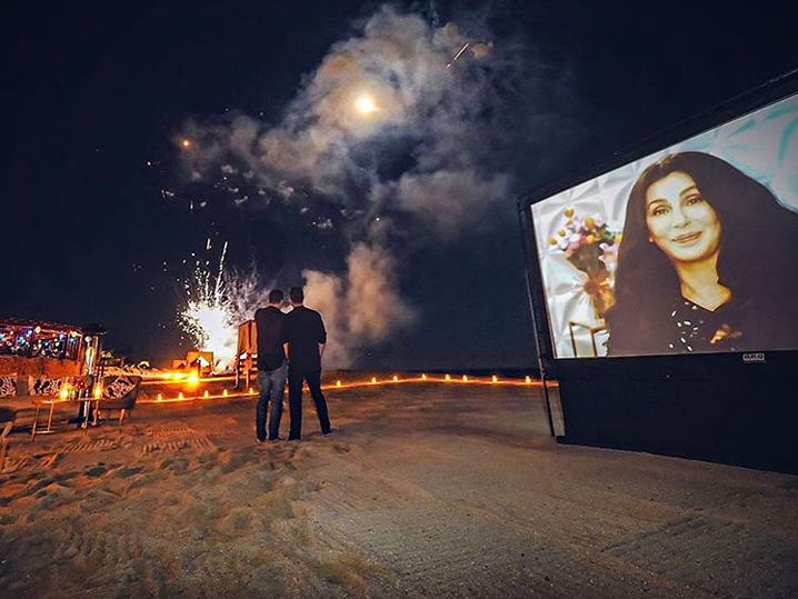 'Teen Wolf' Star Colton Haynes Is Engaged! See the Gorgeous Cabo Proposal