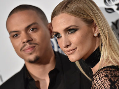 See Ashlee's CUTE Kids with Evan Ross and Pete Wentz Now -- As She Debuts a New Look Too!