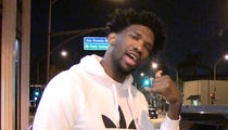 NBA's Joel Embiid to Rihanna ... 'I Love You ... Hit Me Up' (VIDEO)