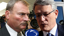 Ex-Penn State Officials Plead Guilty In Sandusky Scandal ... Face Prison