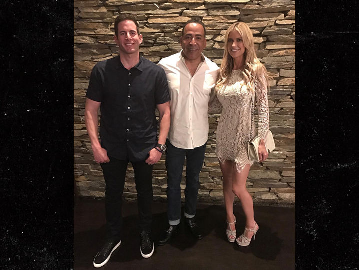 Tarek christina el moussa meet with famous life coach for Tarek christina el moussa
