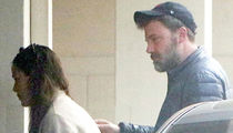 Ben Affleck Hanging with Jennifer Garner After Completing Rehab (PHOTO)