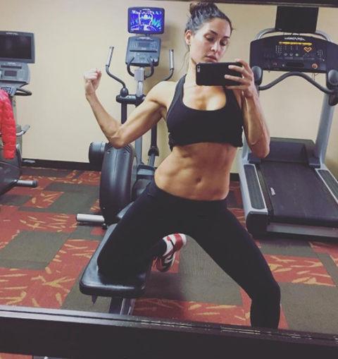 WWE's Nikki Bella