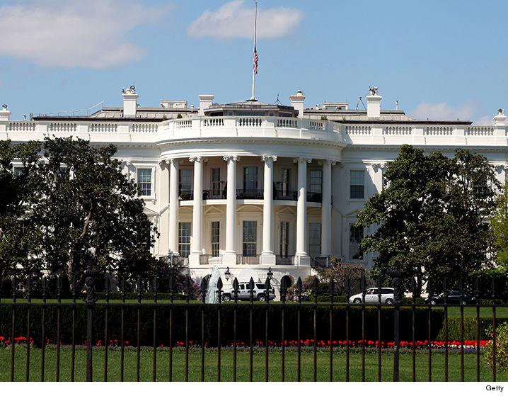 White House intruder: Jonathan Tran jumped three barriers