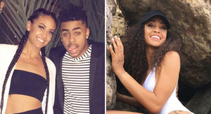 D'Angelo Russell's New Lady Friend ... Is…