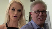 Tomi Lahren Suspension ... Her Side Says Glenn Beck Was Jealous, His Says She's a Traitor