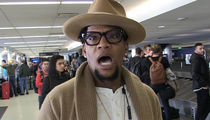 D.L. Hughley Says F*** Respecting Prez Trump, He Doesn't Respect Us! (VIDEO + AUDIO)