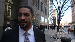 WWE'S ROMAN REIGNS -- UNDERTAKER'S AGE MEANS NOTHING... He Could Go Til He's 80