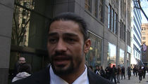 WWE's Roman Reigns Says Undertaker's Age Means Nothing ... He Could Go Til He's 80 (VIDEO)