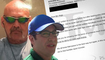 Jared Fogle Attacker Hailed As Great American Hero, Read the Letters (DOCUMENTS)