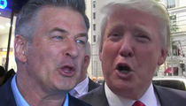 Alec Baldwin Teaches Boy Donald Trump Impersonation and It's 'SO FANTASTIC!!!' (VIDEO)