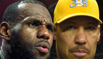 LeBron James to LaVar Ball -- 'Keep My Kids' Name Out Of Your Mouth'