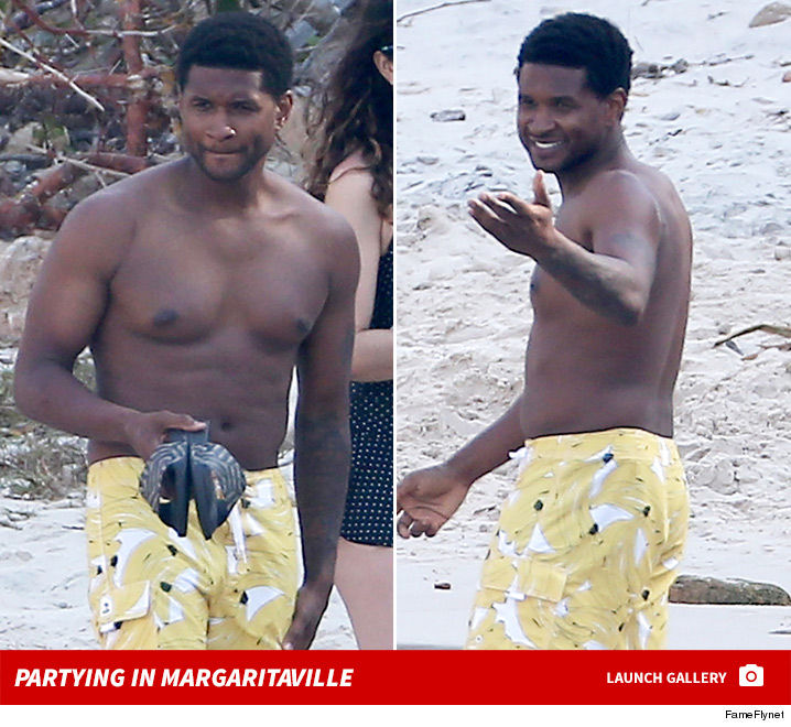 0321-usher-grace-miguel-shirtless-vacation-mexico-photos-primary-2