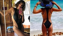 Jackie Cruz's Skimpy Tulum Vacation ... Check Out the Hot Mami in Mexico