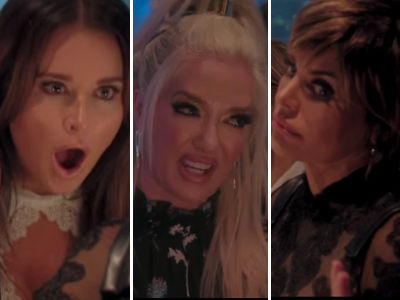 Why New RHOBH Was the Craziest Episode EVER -- Explosive Fights, Cocaine Accusations & More!