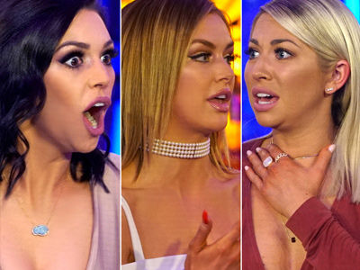 EXPLOSIVE Video from 'Vanderpump Rules' Reunion: Cheating, Stassi vs. Ariana and Lala Kent!