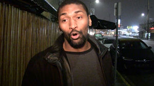 METTA WORLD PEACE LEBRON SHOULD TAKE GAMES OFF... Those Games Don't Matter!