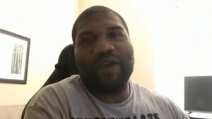 Rampage Jackson Hates Having Male Fans ... I'd Rather Be Like Bieber