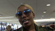NeNe Leakes Says Her Contract's Gotta Be Richer than Kim's (VIDEO)