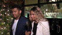 Russell Wilson & Ciara: DON'T LOOK AT US (But Really, Look at Us!)