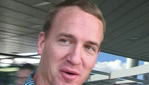 Peyton Manning Slams Door on Political Career (Video)