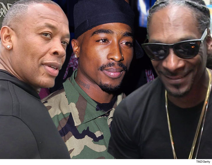Rock Hall 2017: Snoop Dogg, possibly Dr. Dre to induct Tupac