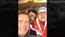 Arnold Schwarzenegger Responds to R-Word Comment Over Special Olympics
