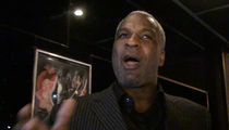 Charles Oakley Pissed at Patrick Ewing ... You Shoulda Called After MSG Fight! (VIDEO)