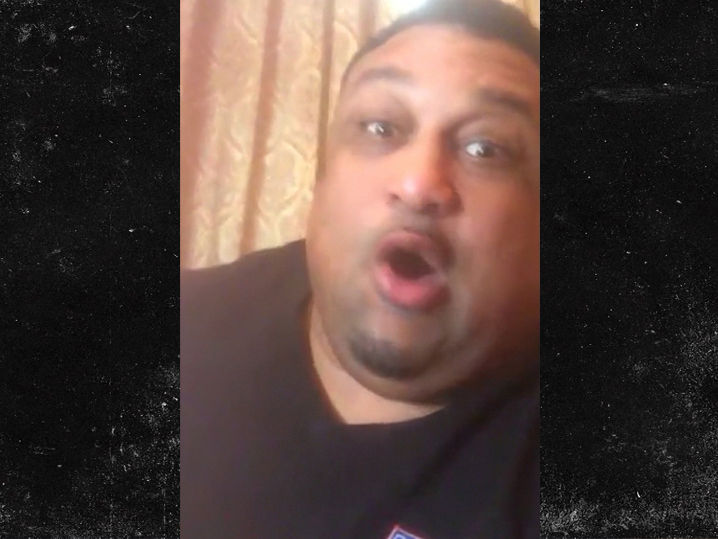 Willie Roaf Says Johnny Manziel Fits Saints ... If He Can Handle New Orleans (VIDEOS)