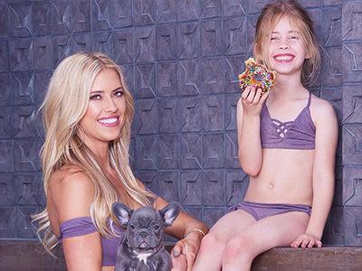 Christina El Moussa Fires Back at Mommy-Shamers in Scathing Instagram Post