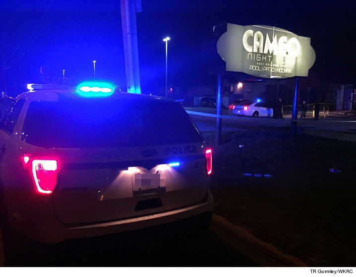 Shooting at Cincinnati Nightclub Kills One, Injures 15