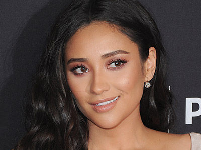 'Pretty Little Liars' Star Shay Mitchell Exposes MAJOR Skin (Photos)