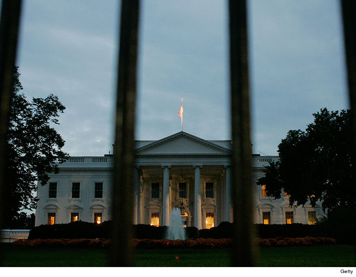 White House jumper arrested again after trying similar stunt at Treasury