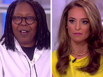 Whoopi & Jedediah Go At It Over Fox News -- as Goldberg Puts Network on BLAST
