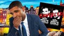 Drake Canceled Amsterdam Show Due to Bad Sushi
