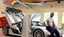 Floyd Mayweather Selling Rare Multi-Mil $ Hypercar