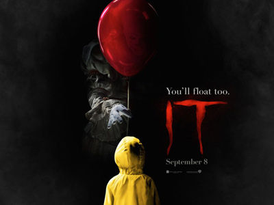 First Teaser for New 'IT' Movie Is Creepy AF -- and See Pennywise on Poster!