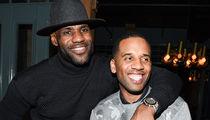 LeBron James' Biz Honcho, Maverick Carter, Attempted Break-In Victim
