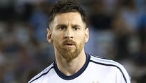 Lionel Messi, Suspended 4 Games For Verbally Ripping Ref