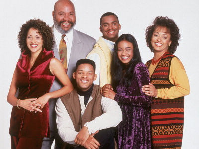 'Fresh Prince' Stars REUNITE -- See Ashley & Hilary NOW with Will & Rest of the Cast!