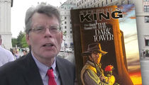 Stephen King Sued for Ripping Off 'The Dark Tower' Character from a Comic Book