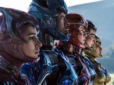 12 WTF Questions We Had After Watching the New 'Power Rangers' Movie