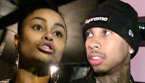 Blac Chyna Calls Out Tyga for Not Paying Child Support
