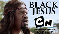 'Black Jesus' was My Idea, Claims Author Suing Adult Swim