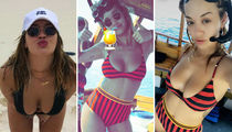 Rita Ora Lookin' Hot in the Maldives ... See the Bikini Babe in Paradise