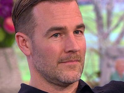 This Got AWKWARD! Hosts Diss James Van Der Beek's Career In Live Television Interview!