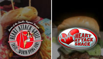 Heart Attack Grill Sues Heart Attack Shack for Ripping Off Theme