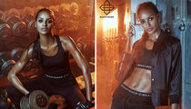 Marshawn Lynch Signs Victoria's Secret Model for 'Beast Mode' Brand (Photos)
