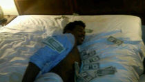 Nick Young's NBA Hazing Photo Surfaces ... Hog Tied In Hotel Bed (Photo)